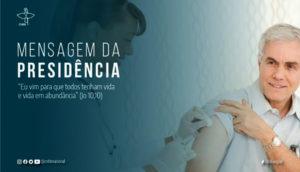 Em mensagem, CNBB defende a vacina para todos os brasileiros e equidade no seu acesso